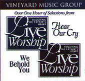 Hear Our Cry/We Behold You